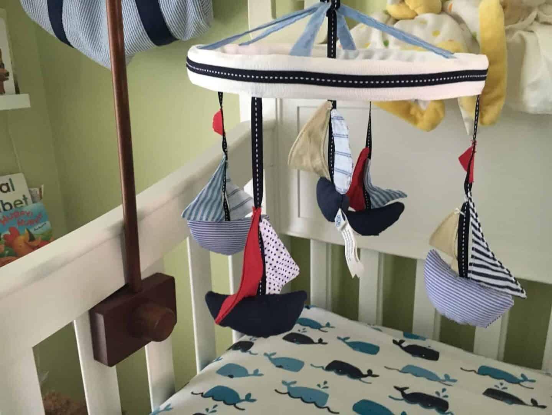 Corey's Nautical Nursery