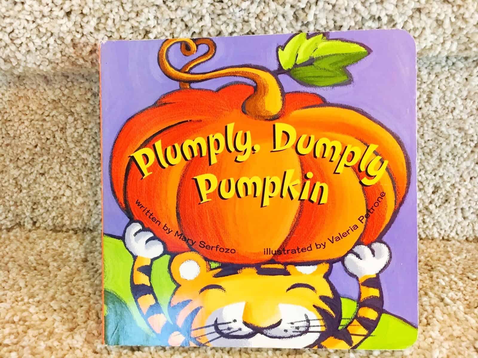plumply dumply pumpkin
