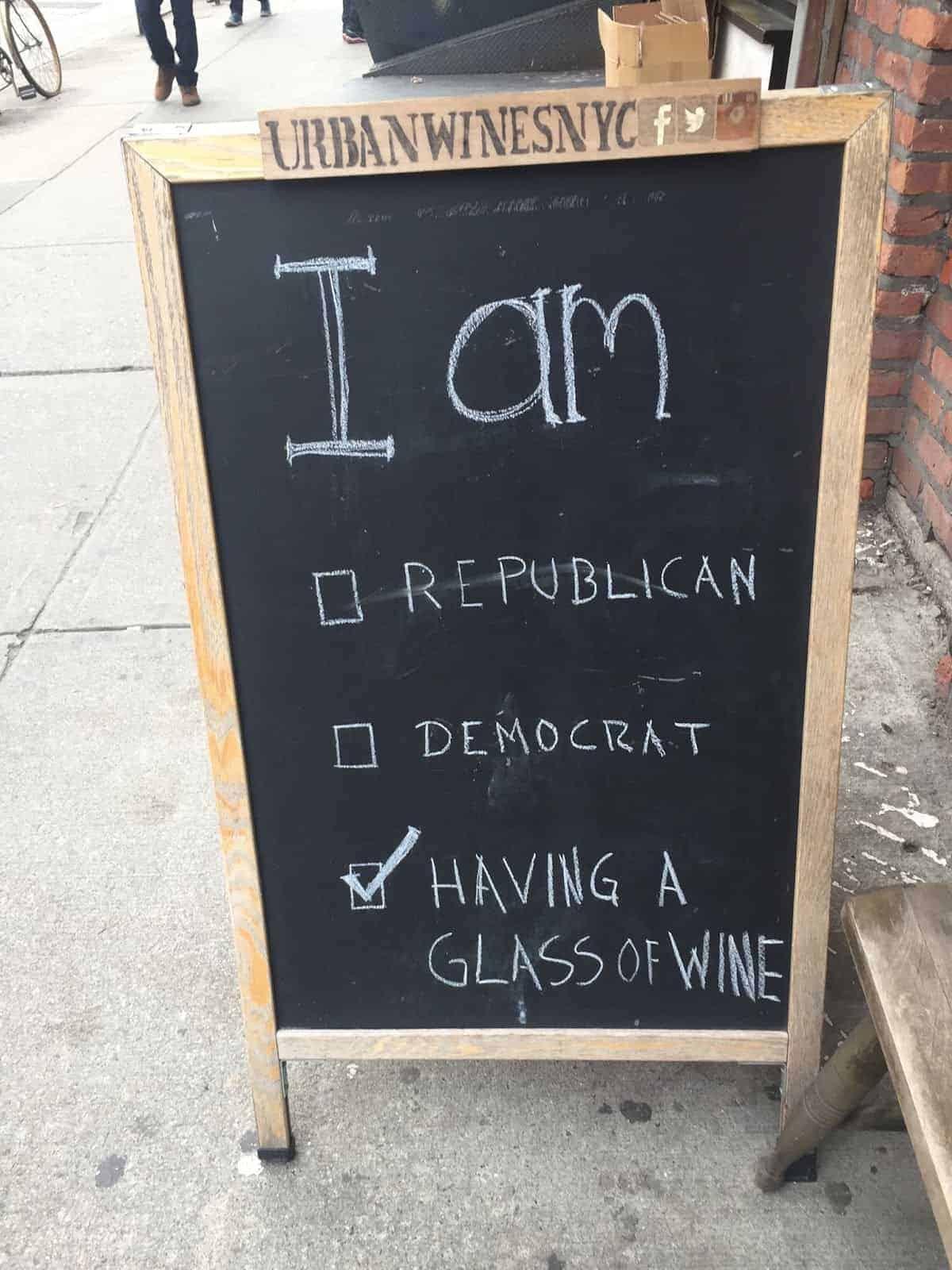 election humor