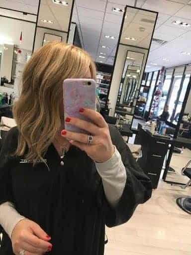 new hairdo