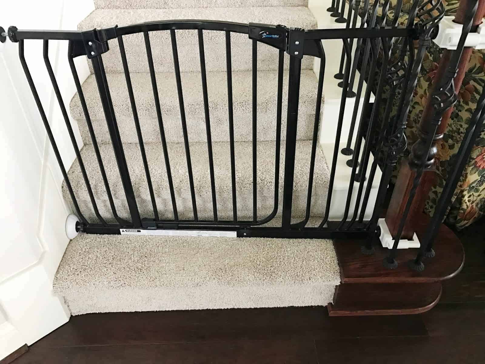 baby gates for stairs