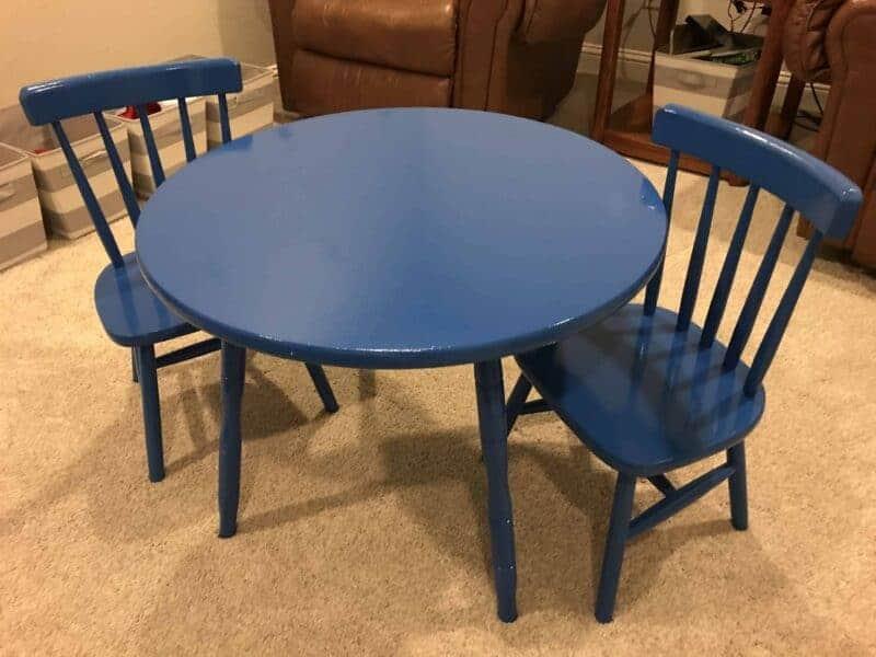 furniture refinish