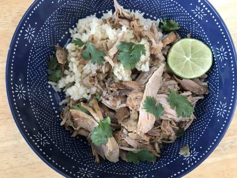 slow cooker caribbean pork