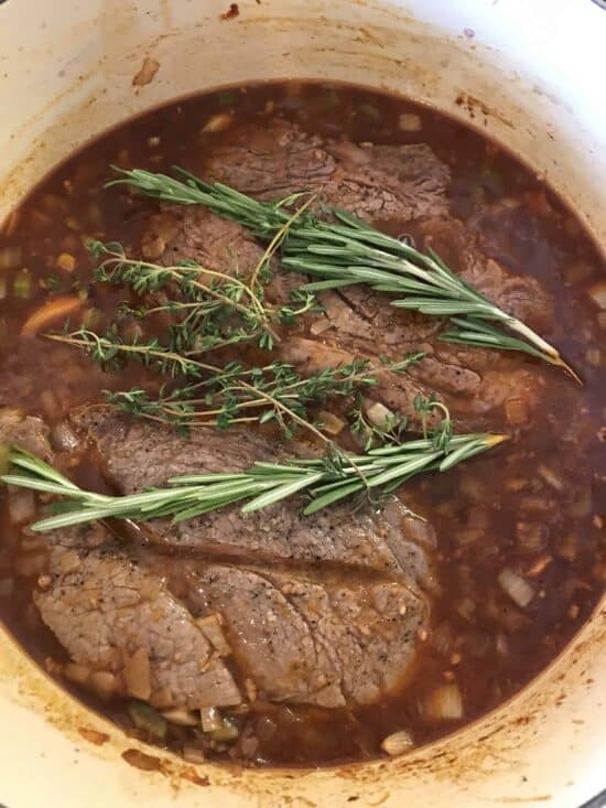 pioneer woman red wine pot roast