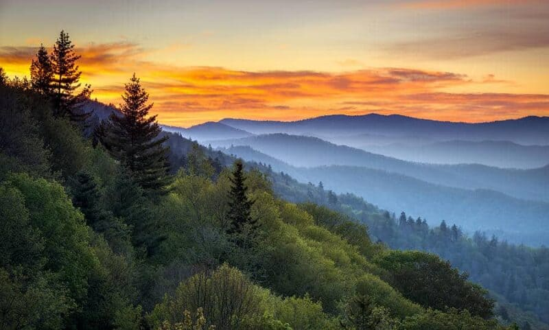 Smoky-Mountains-National-Park