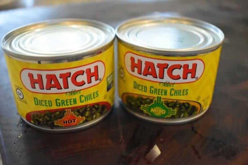 hatch green chiles