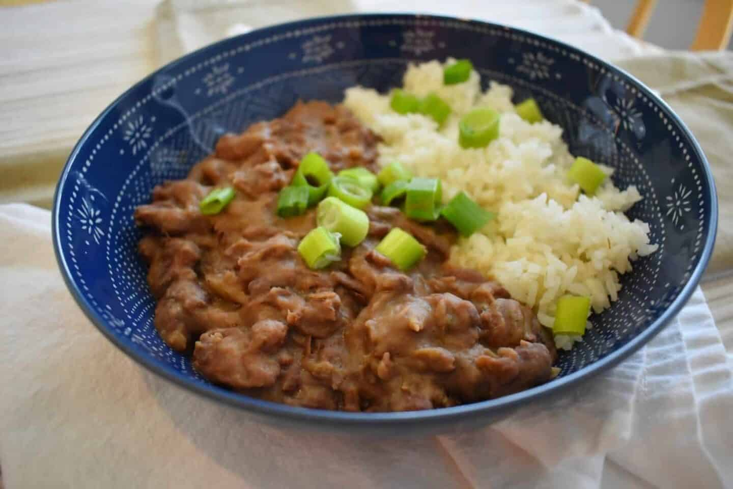Red Beans + Rice & A Little Food for the Soul