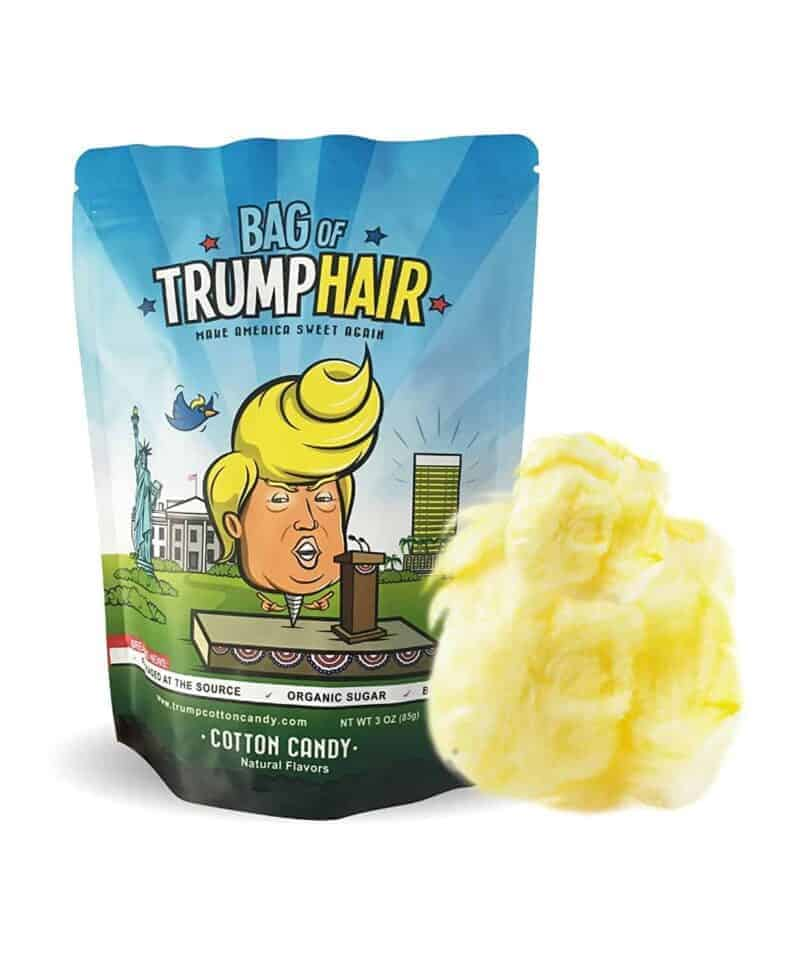Bag of Trump Hair