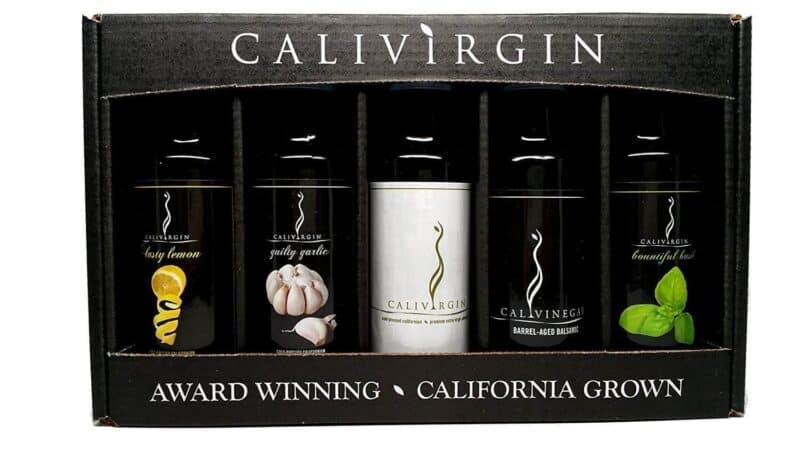 Calivirgin Sampler Winning Balsamic Vinegar