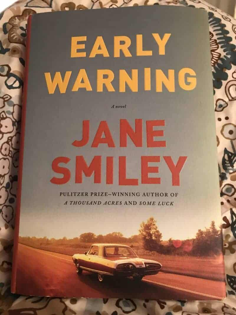 early warning jane smiley