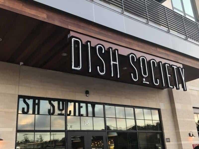 dish society