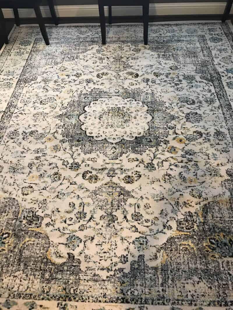 Bosphorus Distressed Persian Rug