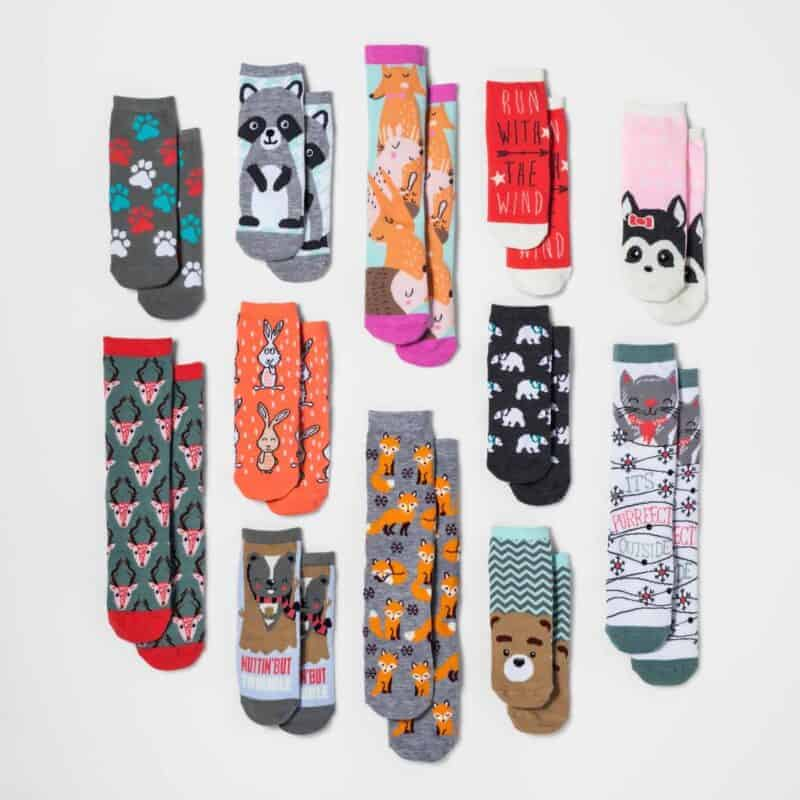 Target 12 Days of Socks