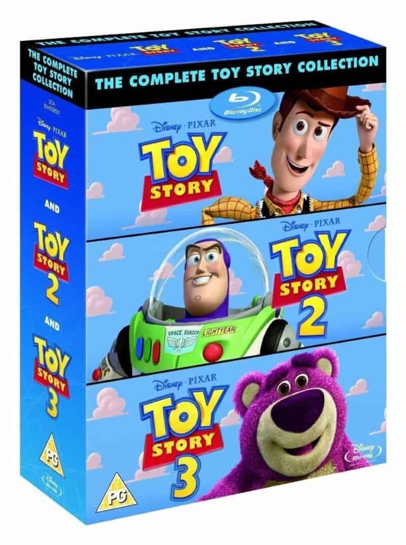 Toy Story Collection BluRay