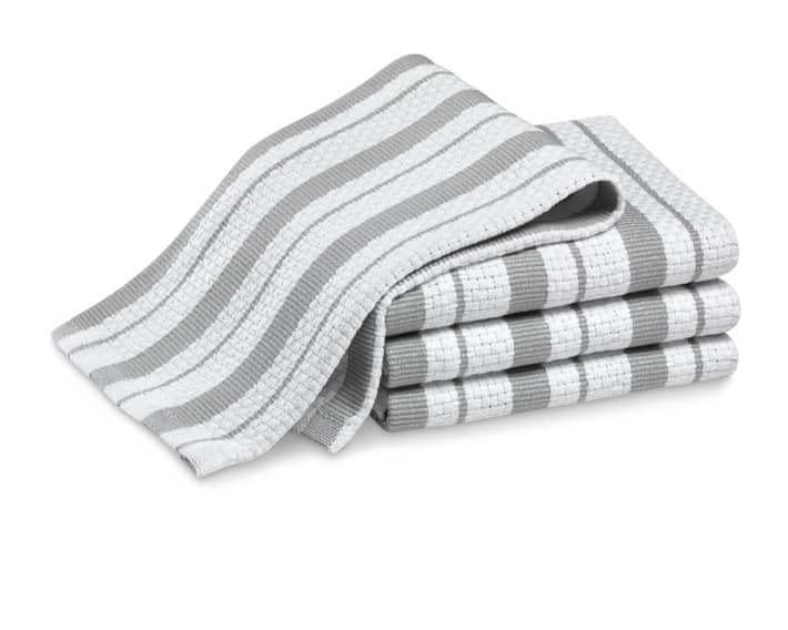 Williams Sonoma Striped Dishcloths