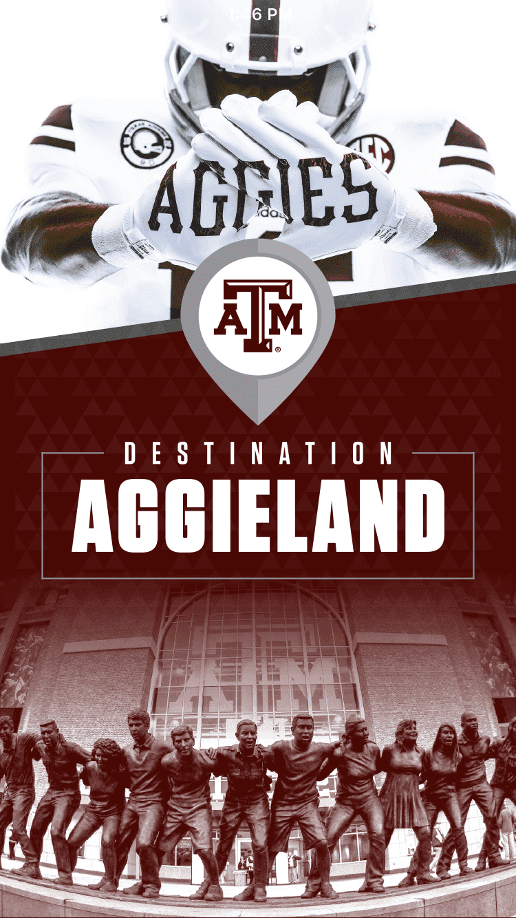 destination aggieland app