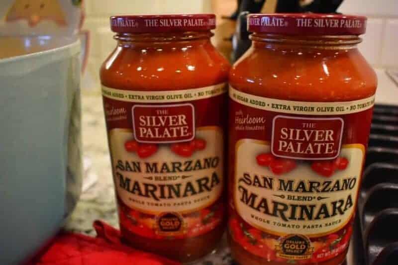 silver palate san marzano marinara