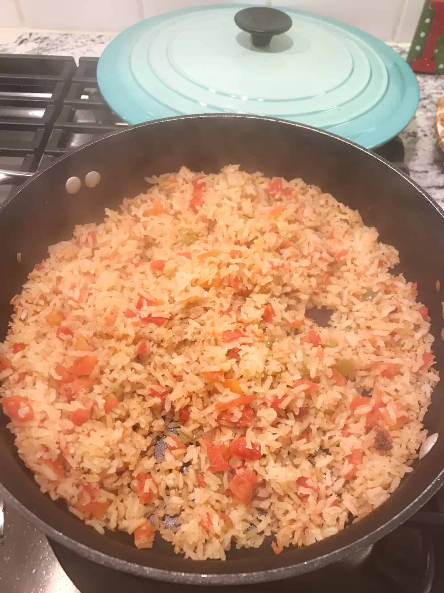 easy peasy mexican rice