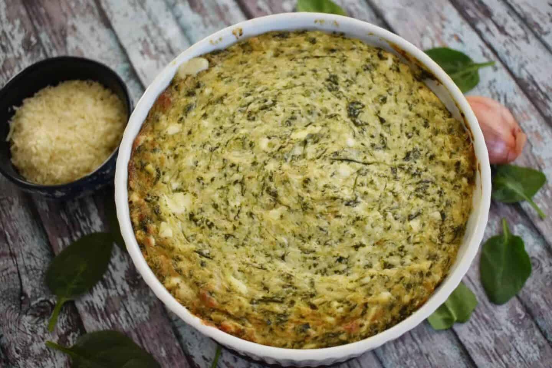 Spinach + Artichoke Dip