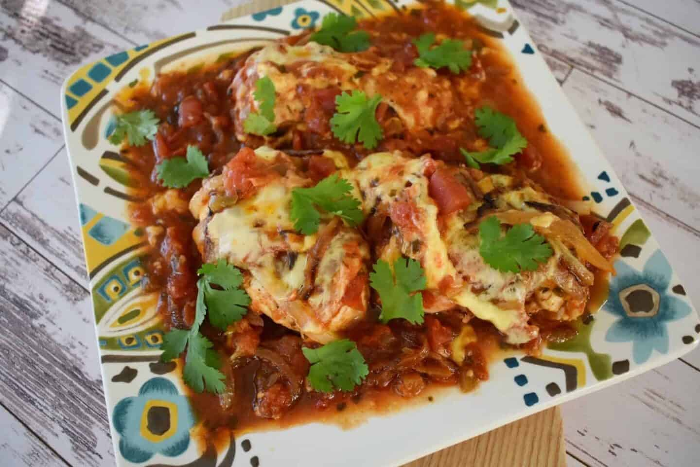chicken ranchero