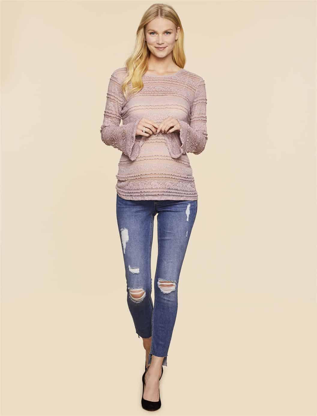 jessica simpson maternity jeans 2