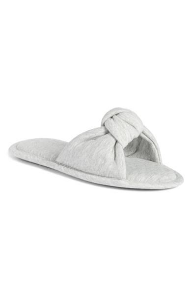 Make + Model Knnotted Slide Slipper