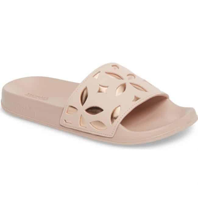 Michael Kors Mimi Slide Sandal