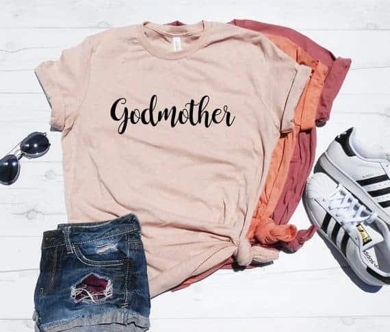 godmother shirt
