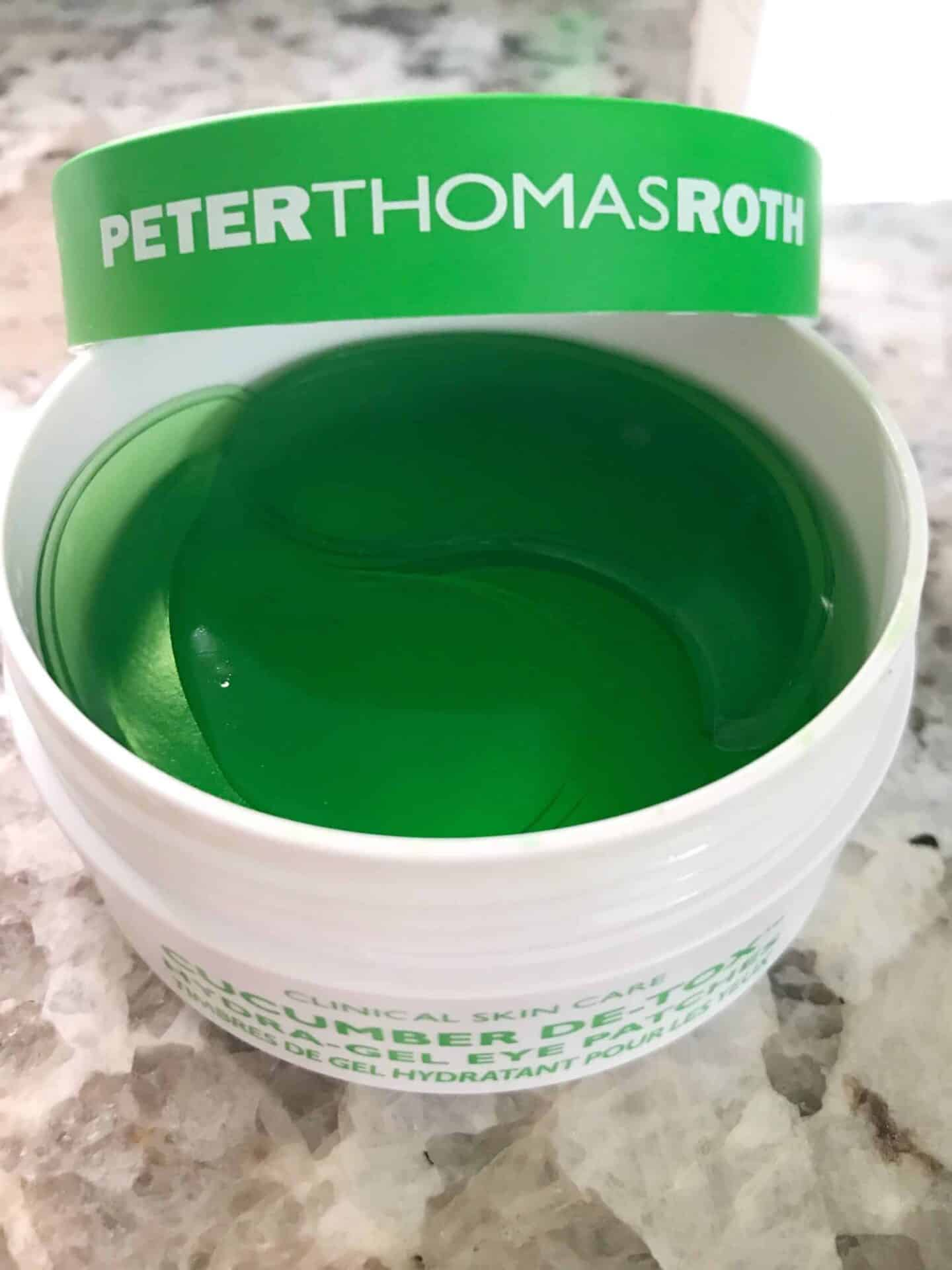 Peter Roth Detox Eye Patches