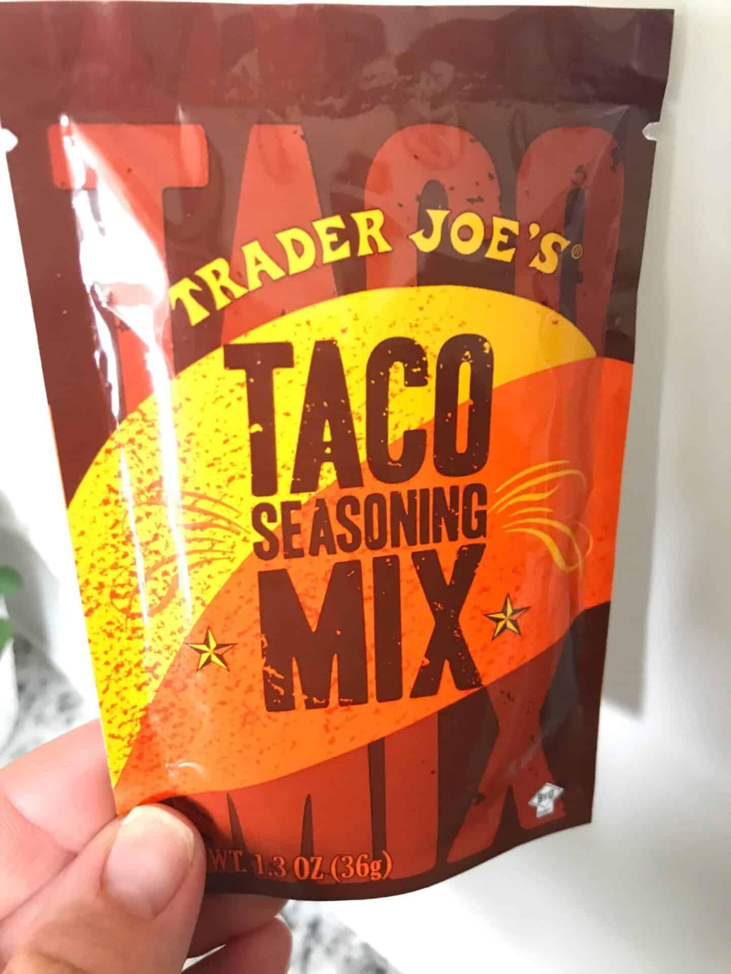 Trader Joes Taco Seasoning