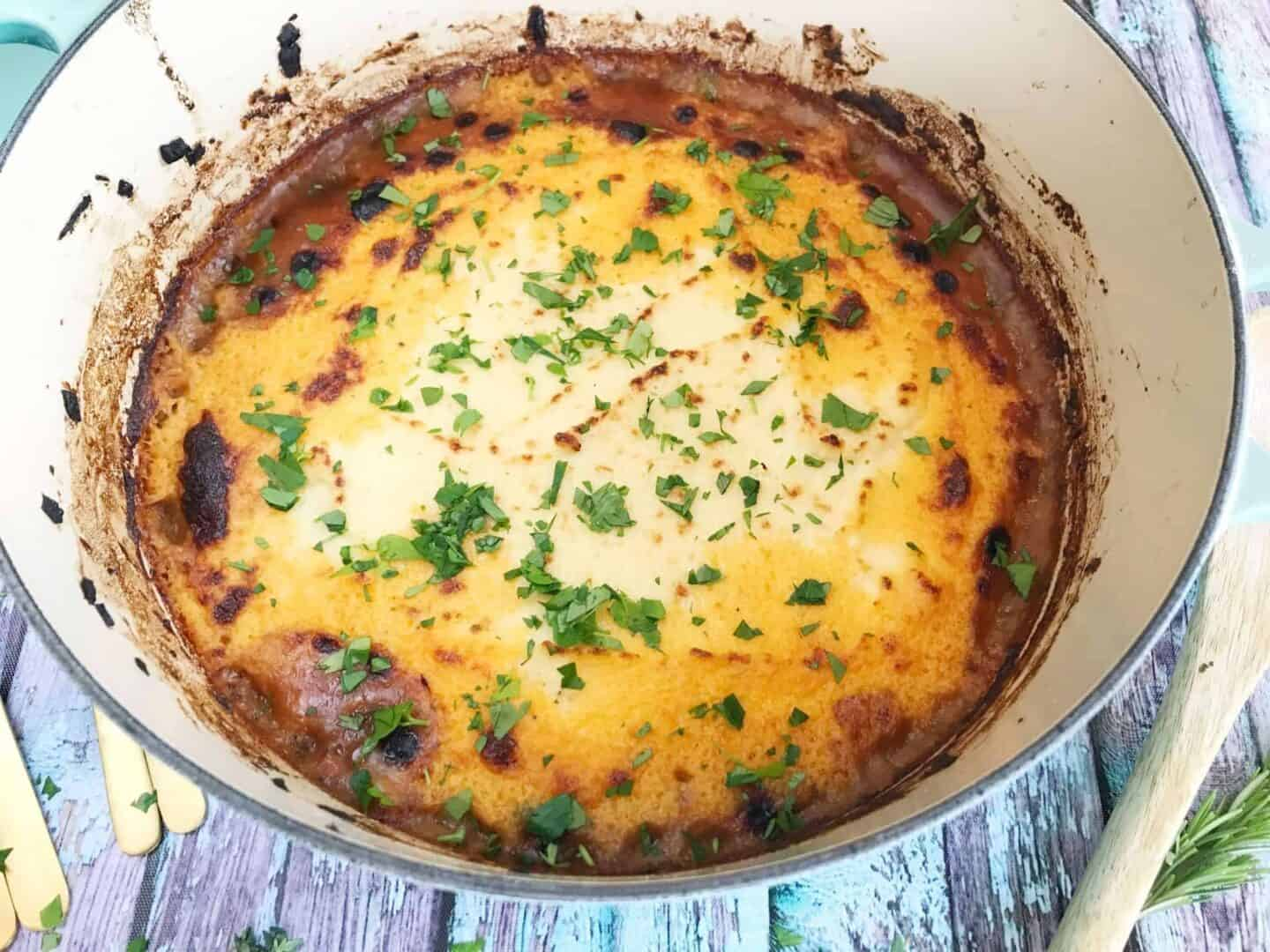 The Lighter Shepherd's Pie