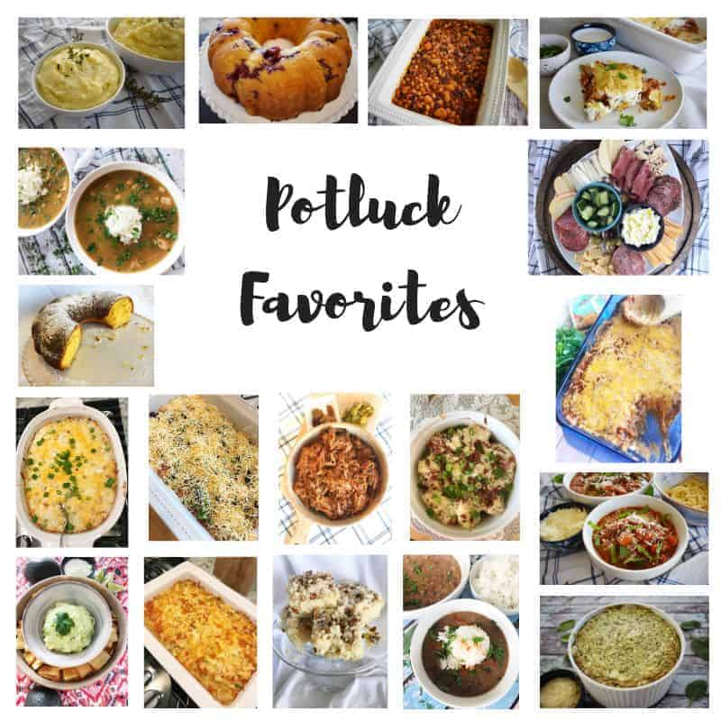 Potluck Favorites