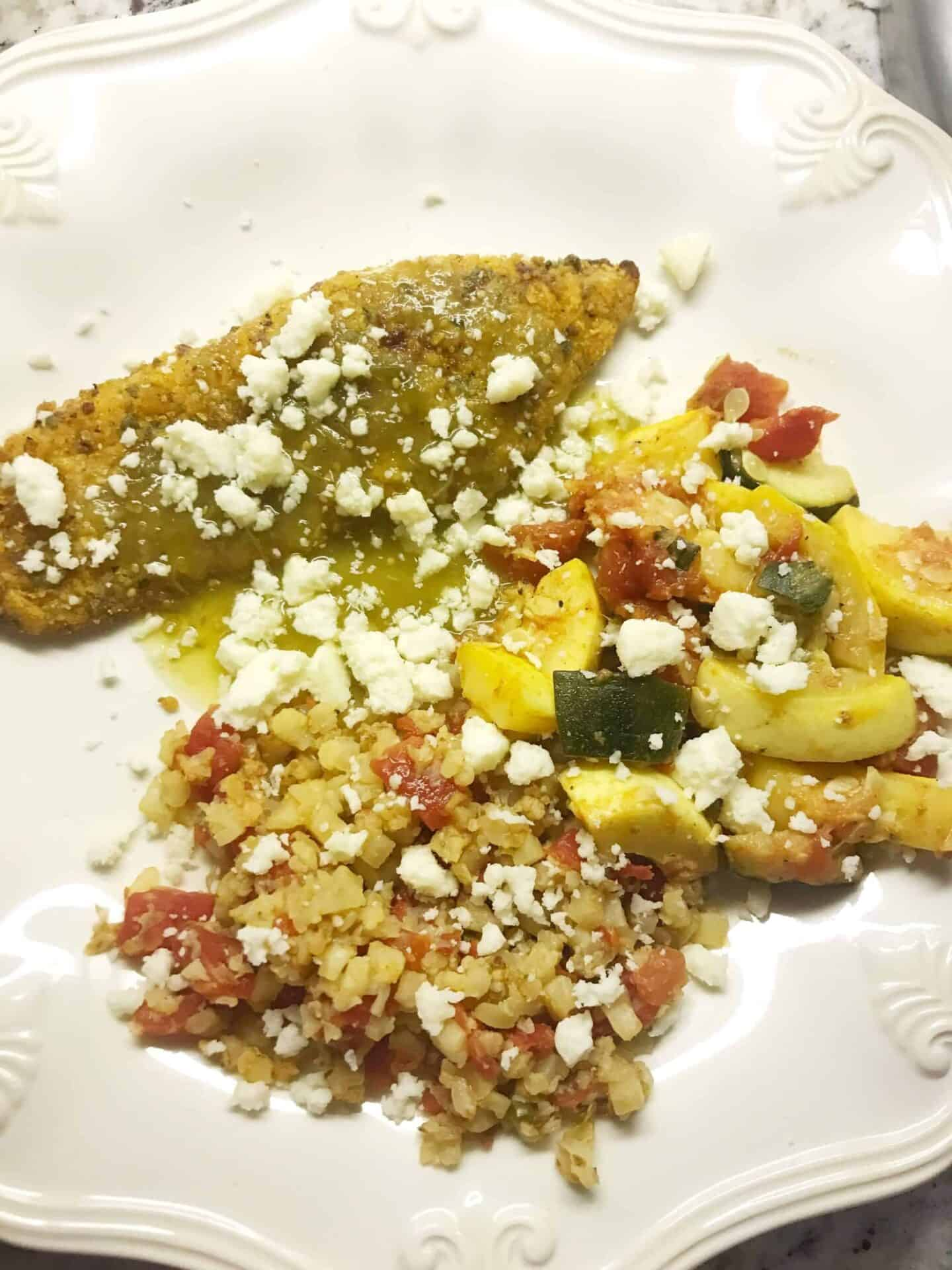 Costco Tortilla Crusted Tilapia