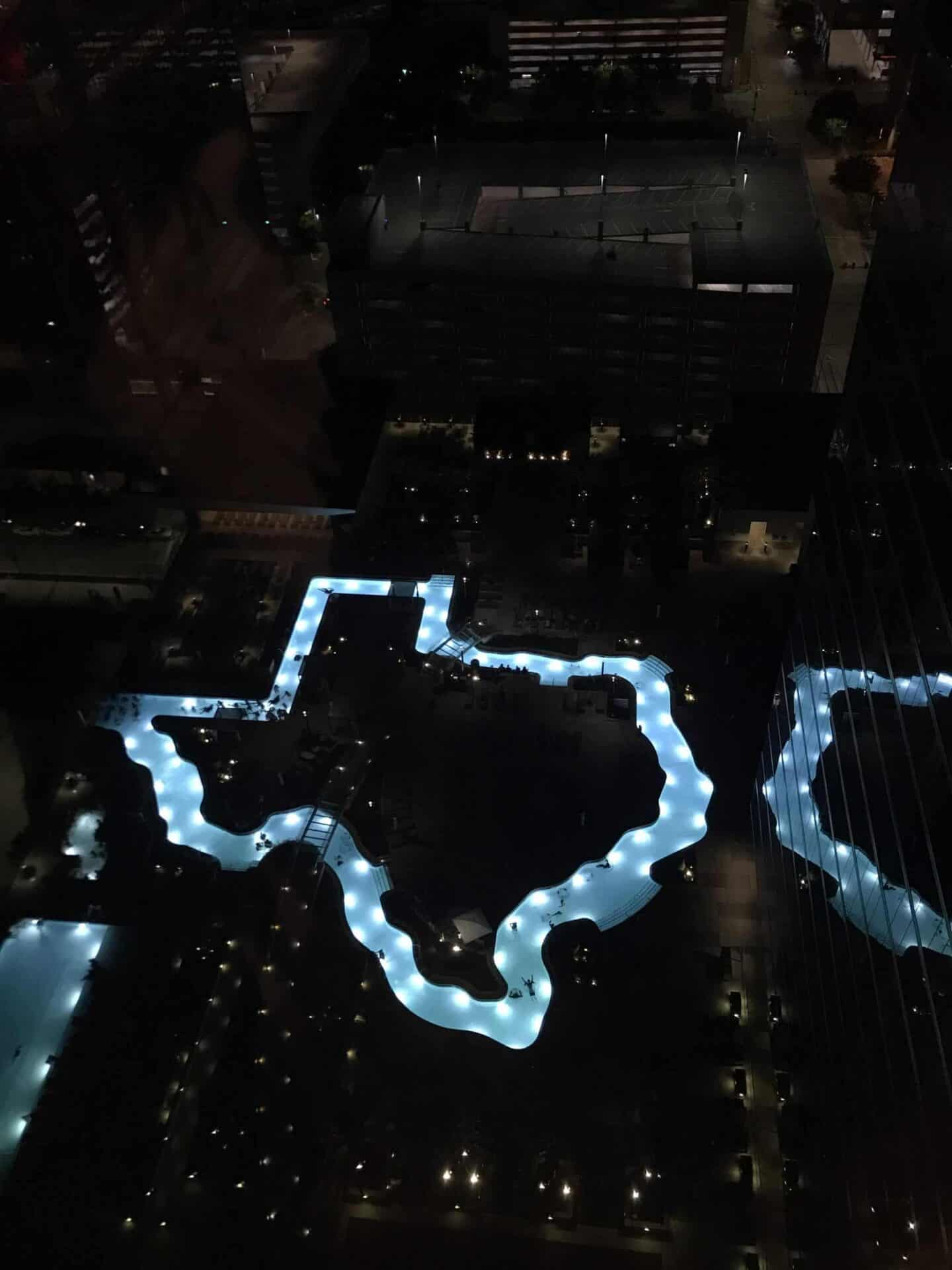 staycation marriott marquis houston