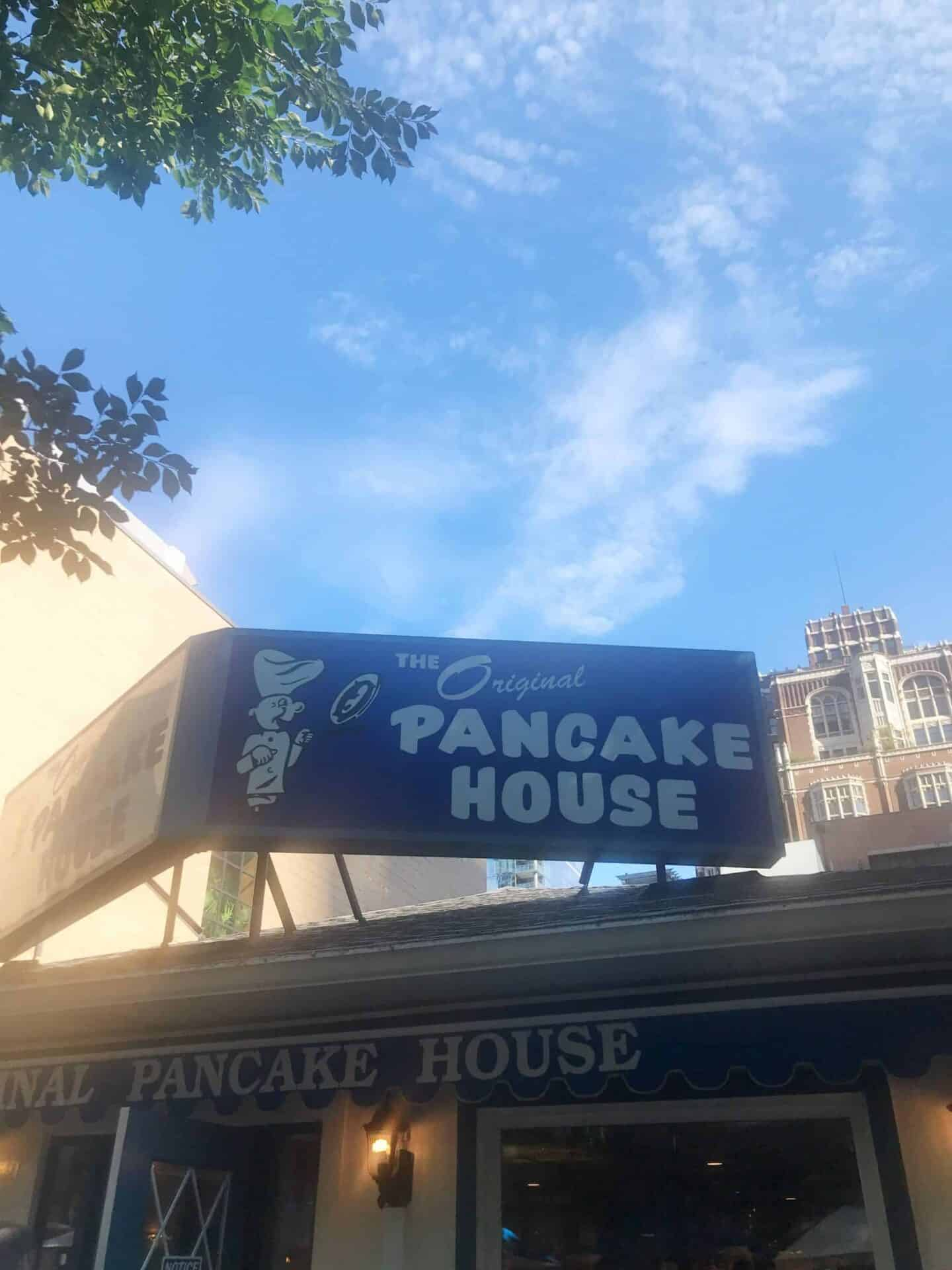 Original Pancake House Chicago