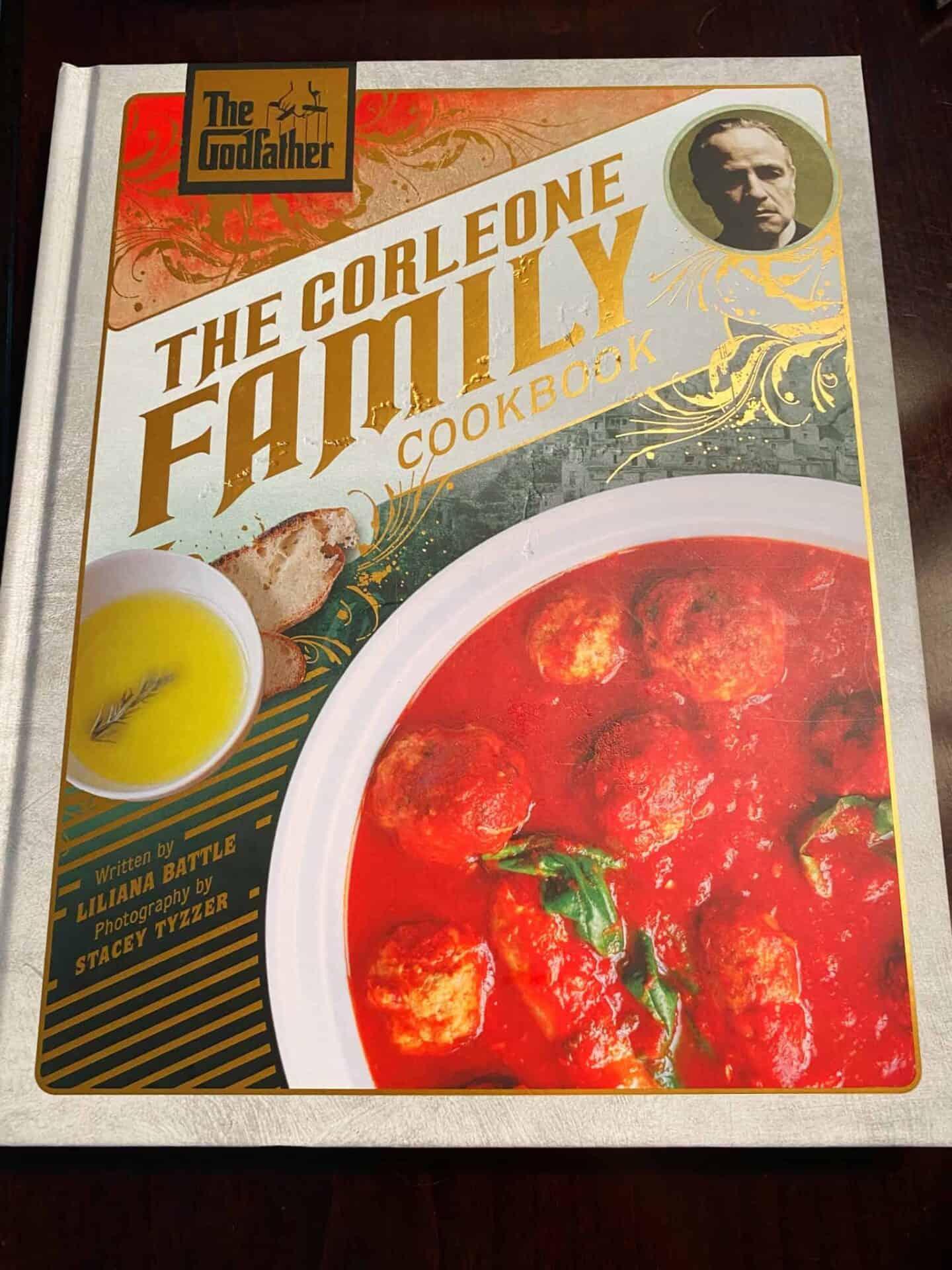 Corleone family cookbook