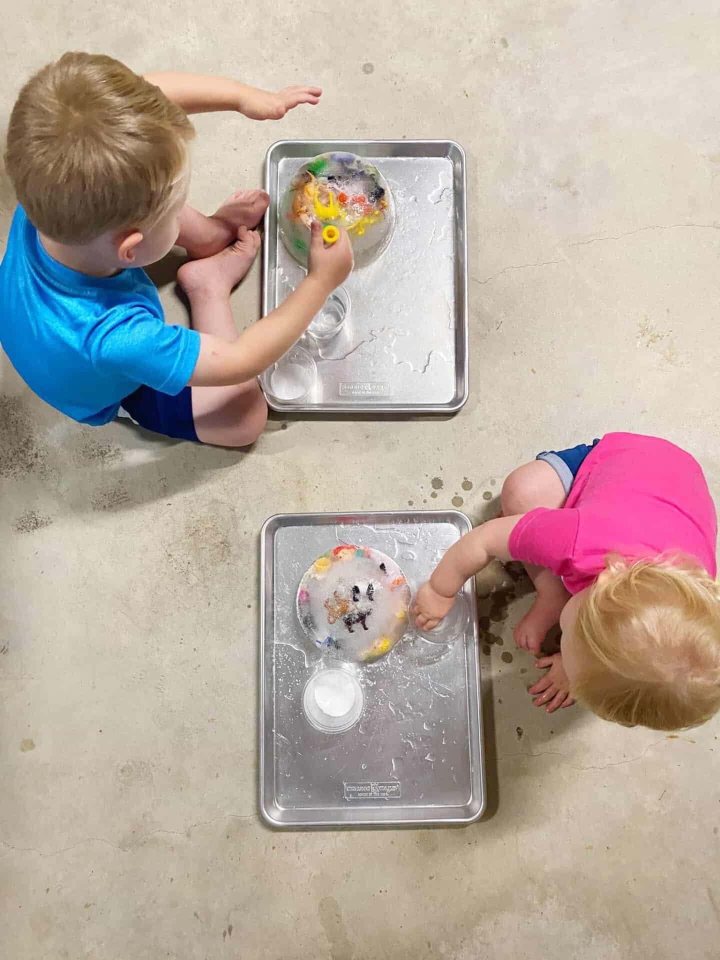 coronavirus keep the kids busy