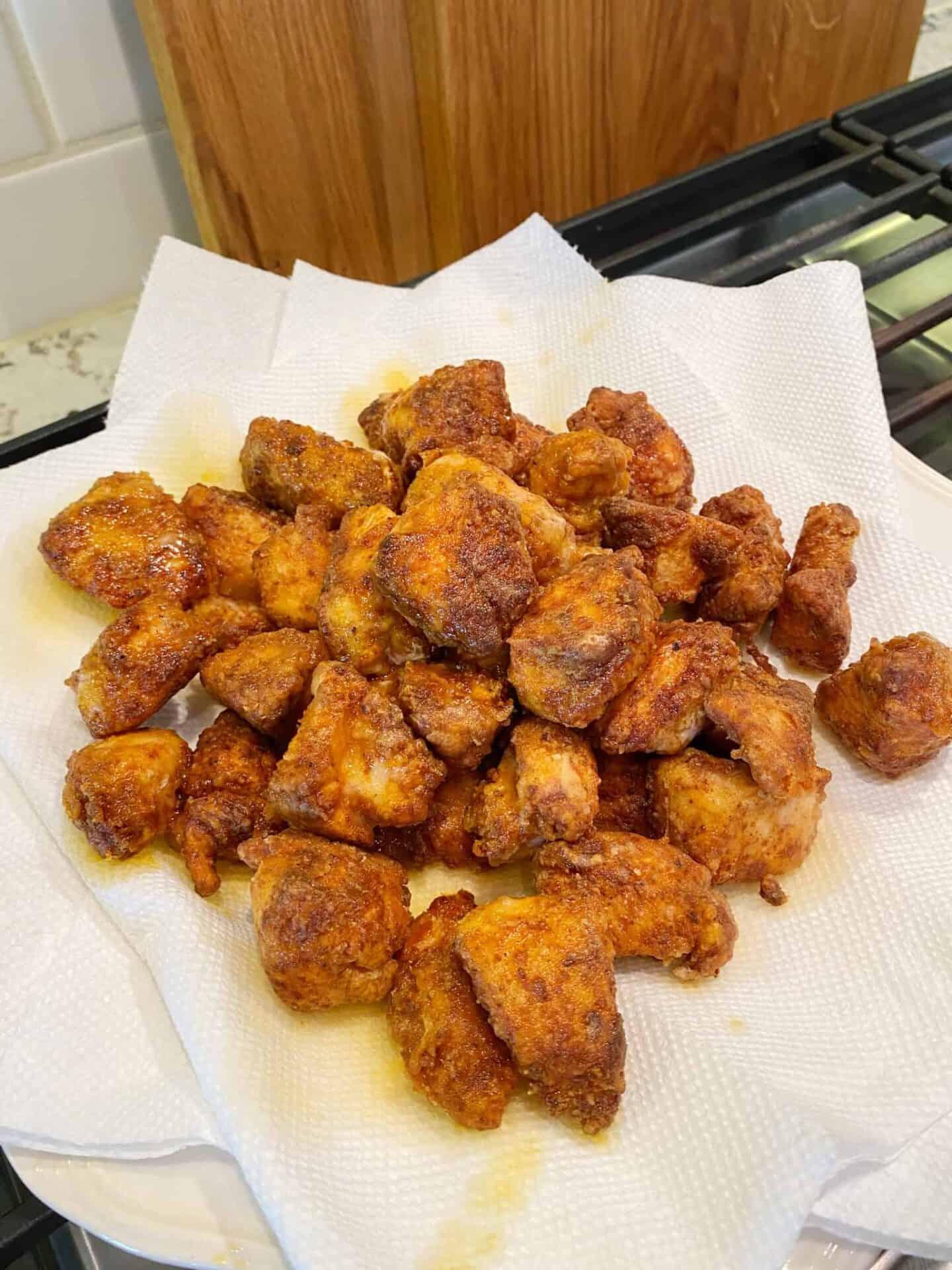 Chicken-Piquante-browned-chicken