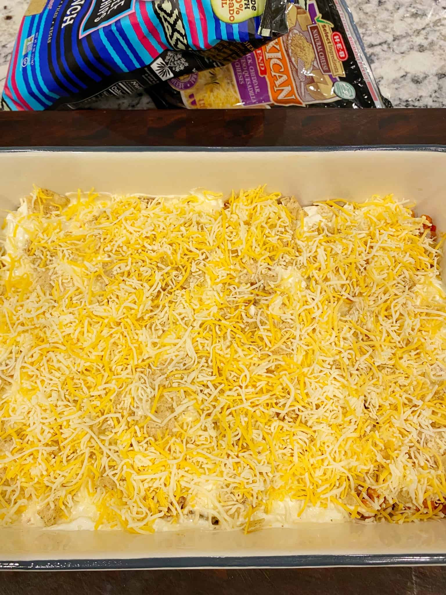 Taco-Casserole-Weight-Watchers-cheese