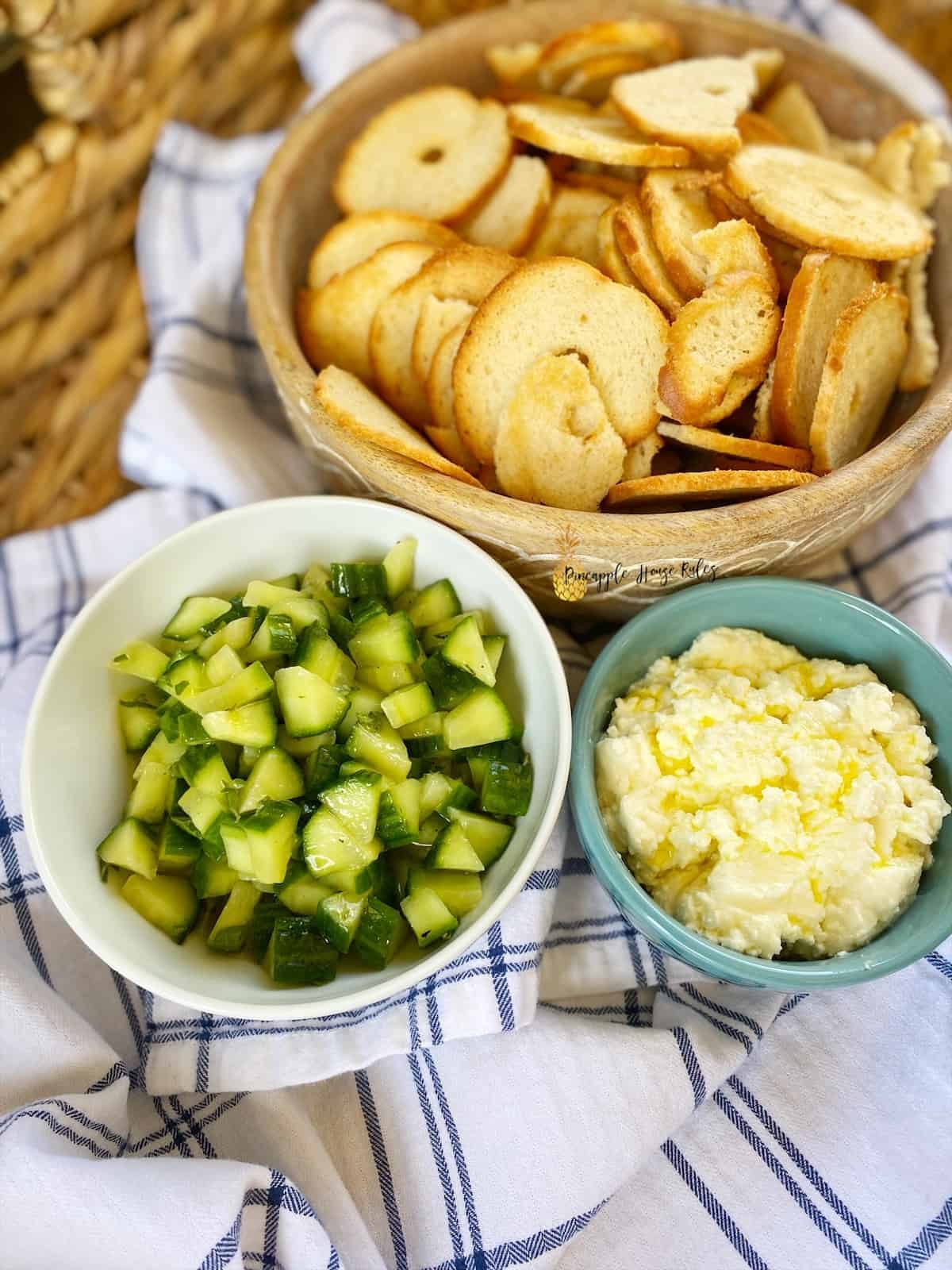 Whipped-Feta-and-Marinated-Cucumbers-appetizer-healthy-2