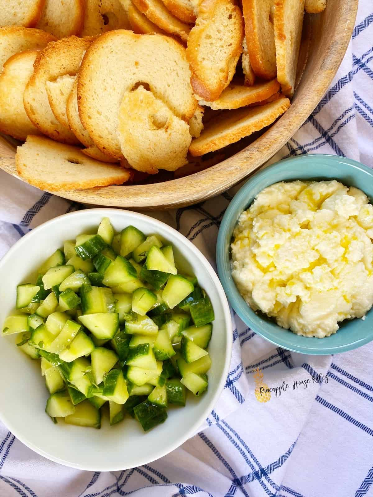 Whipped-Feta-and-Marinated-Cucumbers-appetizer-healthy-make-ahead-1