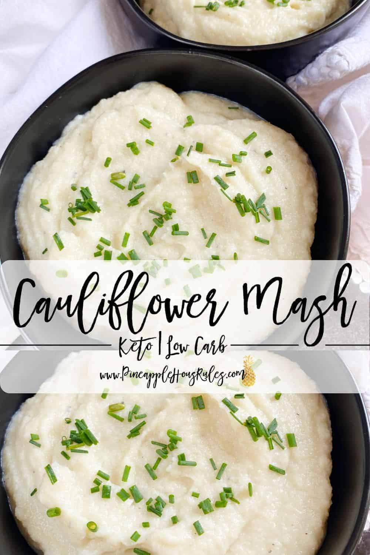 Keto-Cauliflower-Mash