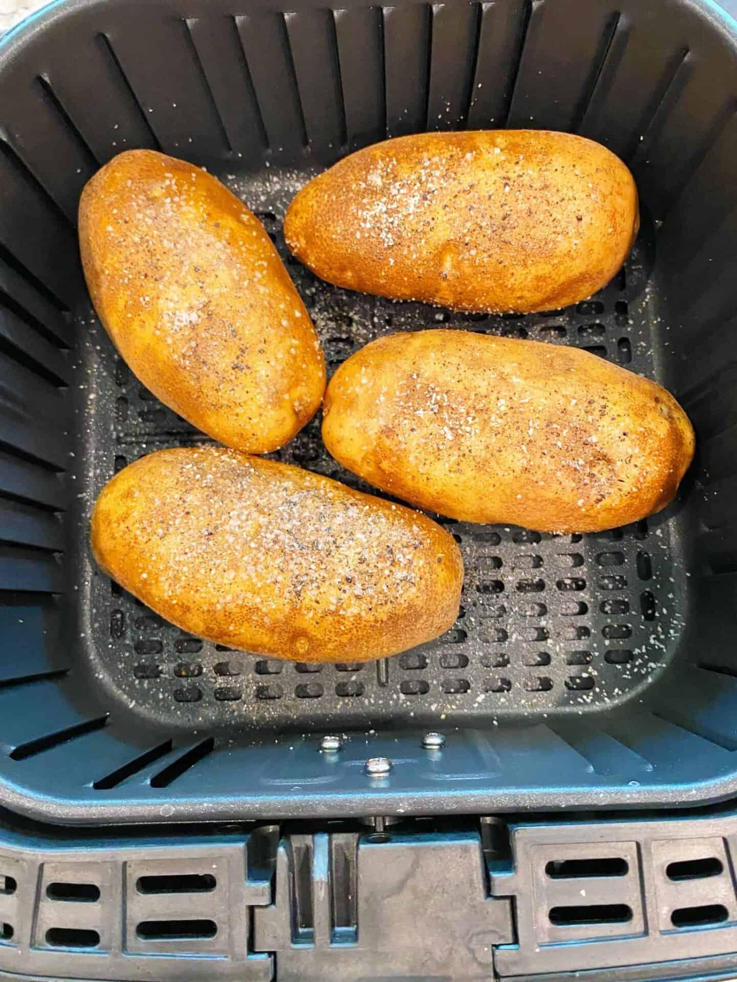 twice-baked-potatoes-air-fryer-salt-pepper