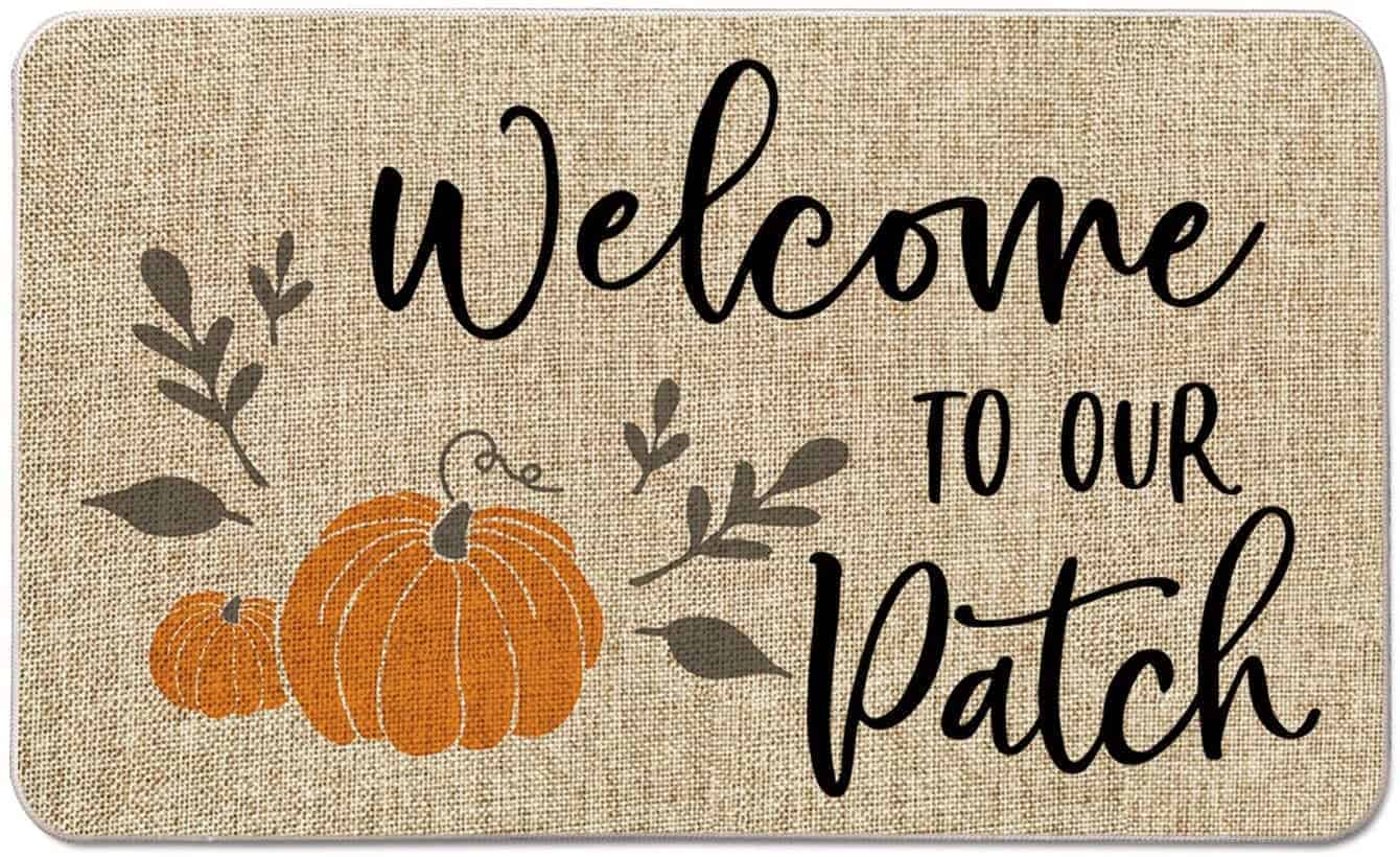 Welcome-to-Our-Patch-Doormat-Outdoor